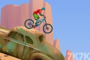 《自行车越野》游戏画面4