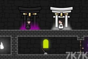 《口角双煞大冒险选关版》游戏画面3