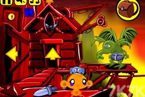 《逗小猴高兴系列508》游戏画面4