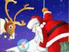 圣诞老人打高尔夫中文版1