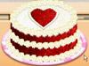 情人节爱心蛋糕4