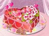 情人节心型蛋糕1