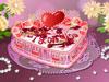 情人节心型蛋糕3