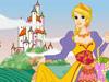 城堡公主逛花园1
