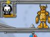 炸毁机器人12