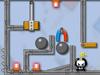 炸毁机器人14