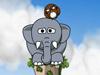 叫醒打鼾的大象8