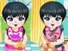 可爱双胞胎宝贝3