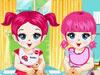 可爱双胞胎宝贝4