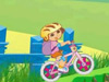 朵拉骑自行车1
