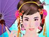 传统日本美女1
