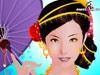 传统日本美女3