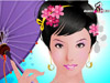 传统日本美女4