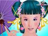 传统日本美女5