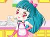 幸福的洗碗女孩1