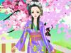 樱花和服艺妓4