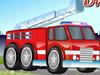 开动消防车1