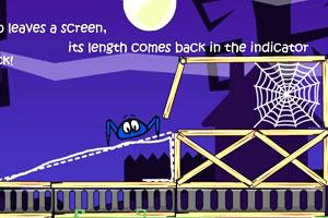 大蜘蛛回家
