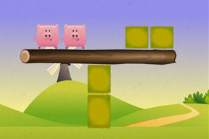 三只粉色小猪修改版