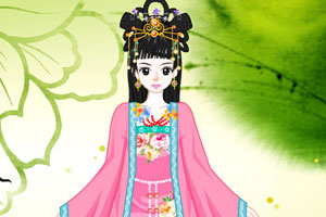 YouYou中国古典美人