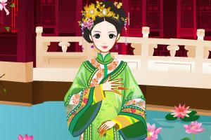 中国优雅古装