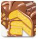 花生巧克力蛋糕