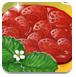 甜草莓果酱