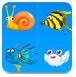 深海小动物对对碰