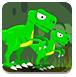 和恐龙一起战斗