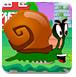 急速蜗牛赛跑