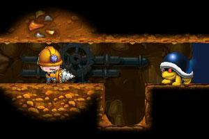 小矿工成长记