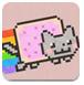 复古彩虹猫
