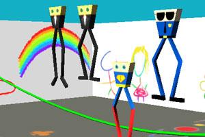 幼儿园跳绳