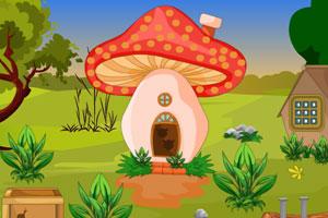 松鼠逃离蘑菇屋