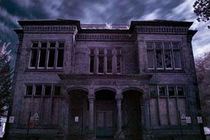 闹鬼的疗养院