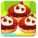 松软的蛋糕甜甜圈