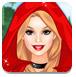 芭比的小红帽装扮