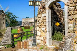 你能逃离废墟城堡吗2