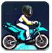 冬天摩托车