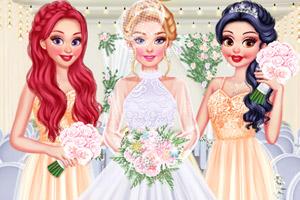 冬季浪漫婚礼