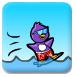 小企鹅滑板之旅