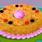 制作苹果蛋糕