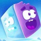 紫色冰块回家3