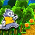 小浣熊丛林探险