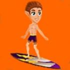 疯狂水上滑板