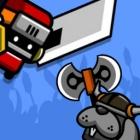 骑士大战鼹鼠
