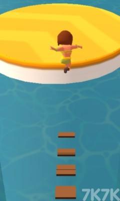 《别让我落水》游戏画面5