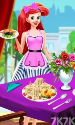 《公主精致早餐》游戏画面2