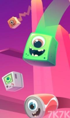 《3D果冻速滑》游戏画面1