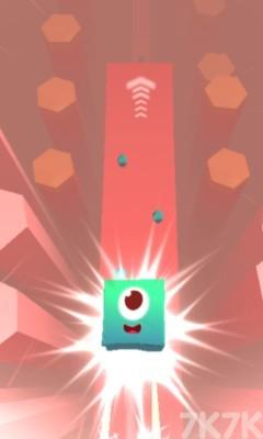 《3D果冻速滑》游戏画面2